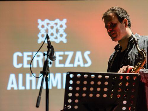 Enrique Oliver Quartet en el Auditorio Eduardo Ocón