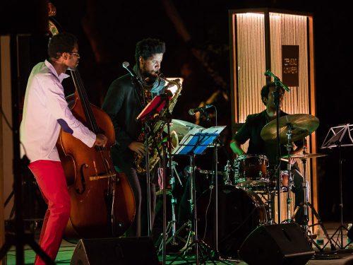El Trio Mejunje nos trajo la música cubana de Santa Clara al Auditorio Eduardo Ocón