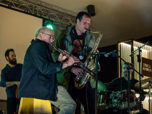 Dave Liebman Trio, ft Enrique Oliver en el Auditorio Eduardo Ocón