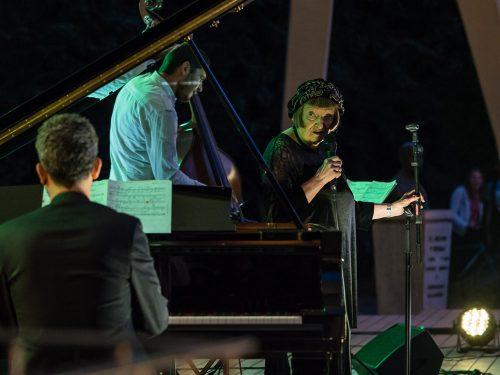 Sheila Jordan & José Carra Trio en el Auditorio Eduardo Ocón