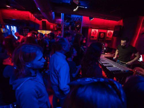 Jam Sesions en el ZZ Pub